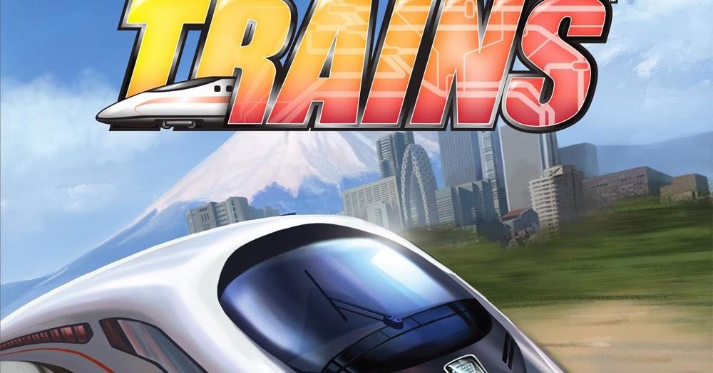 Trains          |           Board Game Barker image