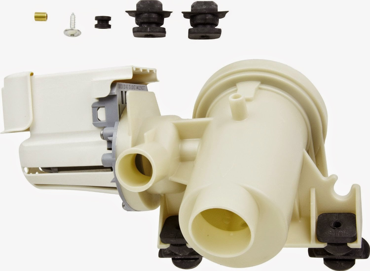 Whirlpool Duet Washer Parts
