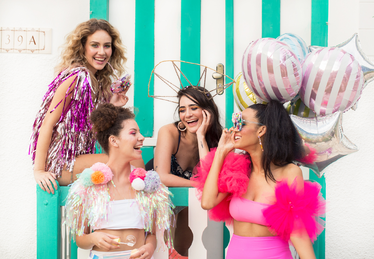 acessorio facil barato sustentavel ecologicamente correto para o carnaval DIY carnaval bloco de rua festa fantasia brasilia rio sao paulo bahia BH blog do math