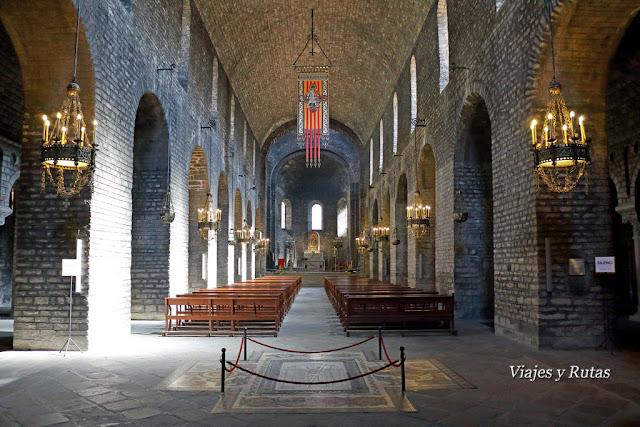Iglesia del Monasterio de Santa María de Ripoll