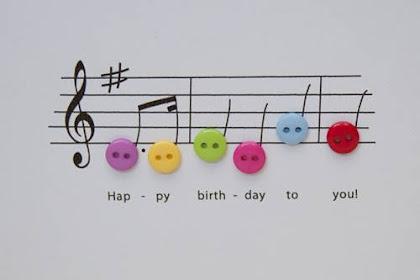 50+ Lagu Tentang Ulang Tahun Untuk Ultah Anak-Anak, Sahabat & Pacar