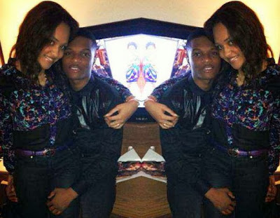 wizkid girlfriend car accident