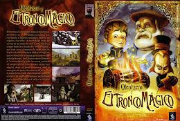 Olentzero y el Tronco Mágico (2005) - Carátula