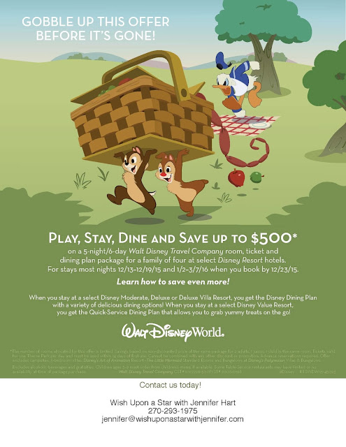 Play Stay and Dine Sale