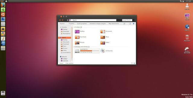 Ubuntu Skin pack 2.0 (4)