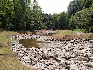 Wilket Creek stream restoration Toronto Ontario erosion control