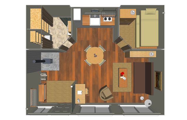 Interior Design For Micro Apartments