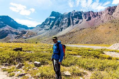 Cajón del Maipo - Cerro Arenas