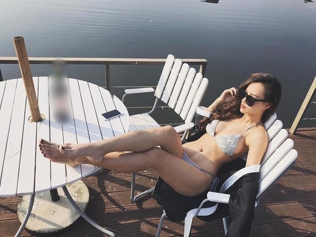 DJ Tít khoe thân hình sexy đến nghẹt thở đầu hè - Ảnh 19