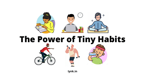 How to build tiny habits