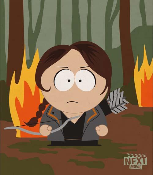 South Park Hahmot