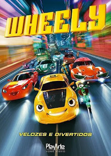 Wheely: Velozes e Divertidos - HDRip Dual Áudio