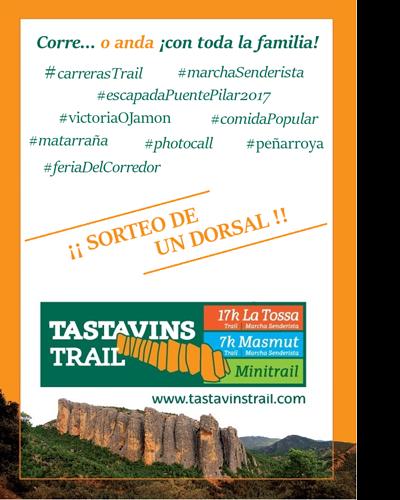 I Tastavins Trail