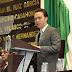 Bajo un cerco de Seguridad Velasco Coello presenta al congreso 4º Informe de Gobierno