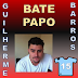 Guilherme Barros: Meu primeiro amor: o futebol