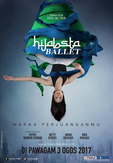 Hijabsta Ballet (2017)