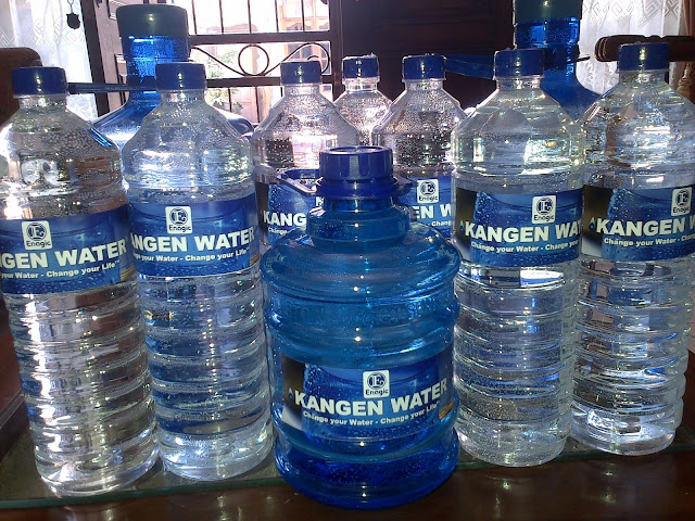Jual Air Kangen Water Galon
