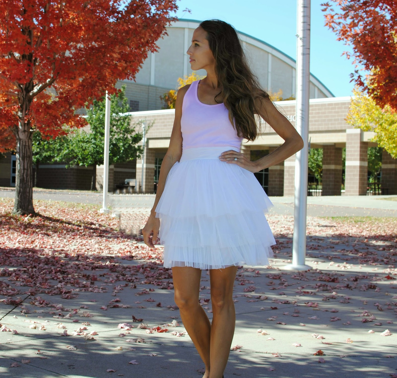 The Carrie Bradshaw Replica Skirt & Trash To Couture: DIY The Carrie Tutu