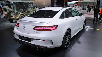 2019 Mercedes Benz AMG E53 Coupe Review, Specs, Price