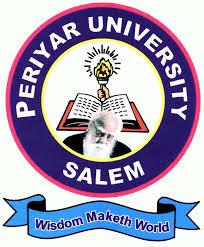 Periyar University Results 2020