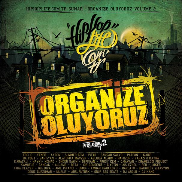 hiphoplife organize oluyoruz volume 1