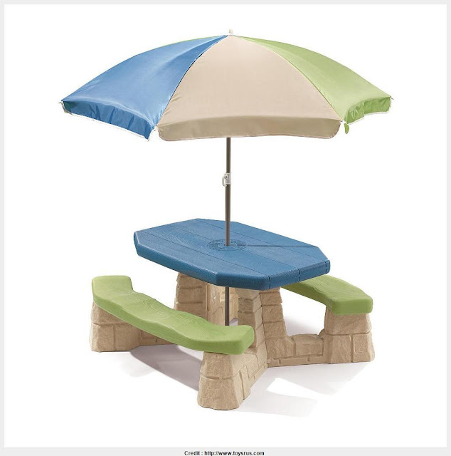 Cool Little Kids Picnic Table Trends