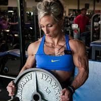 Female bodybuilding amp addict
