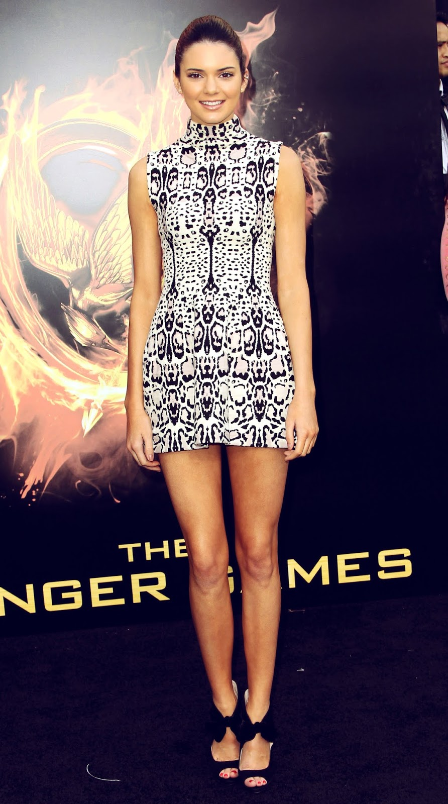 14- At The Hunger Games Los Angeles Premiere on March 12, 2012