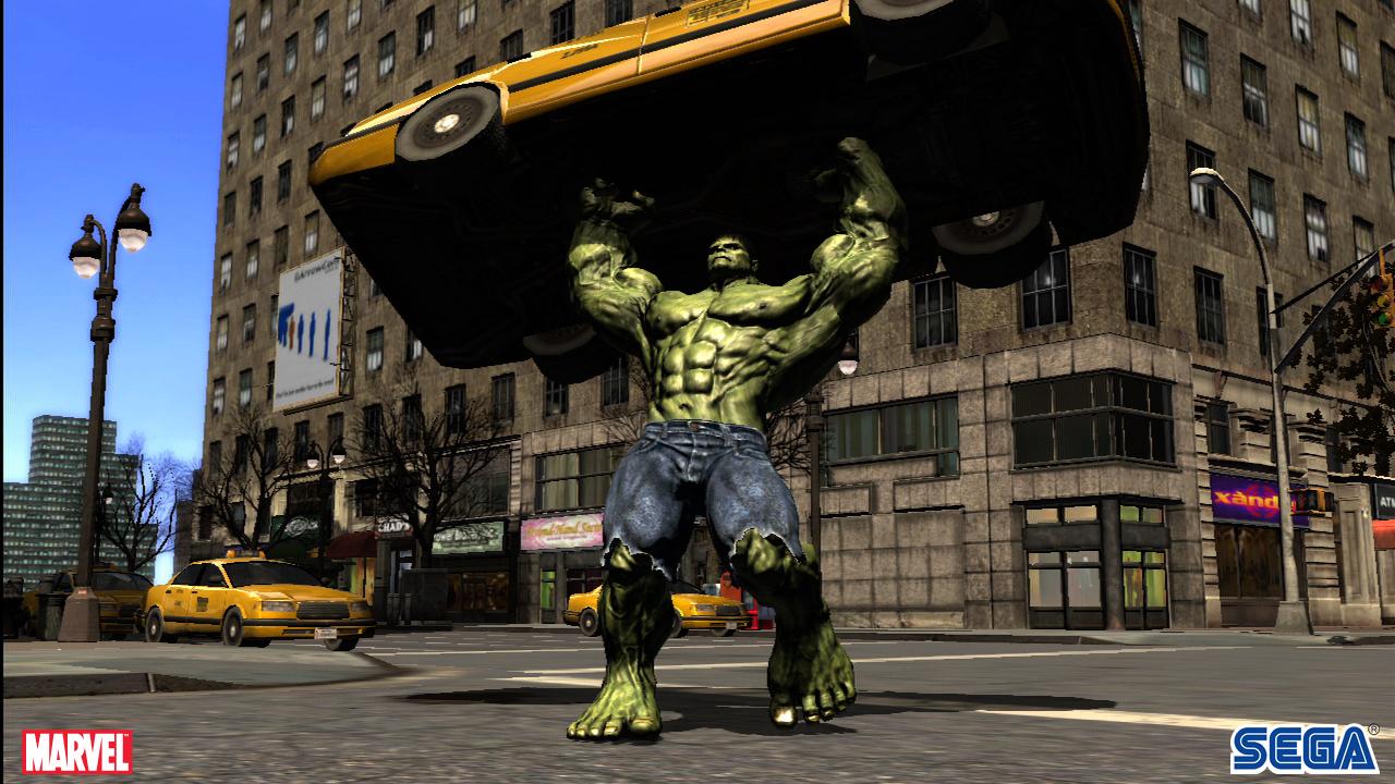 The Incredible Hulk Download PC Game Free - MarkofGames