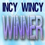 Incy Wincy Designs Challenge Winners Badge