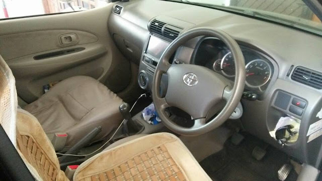 Toyota Avanza E tahun 2011 bekas