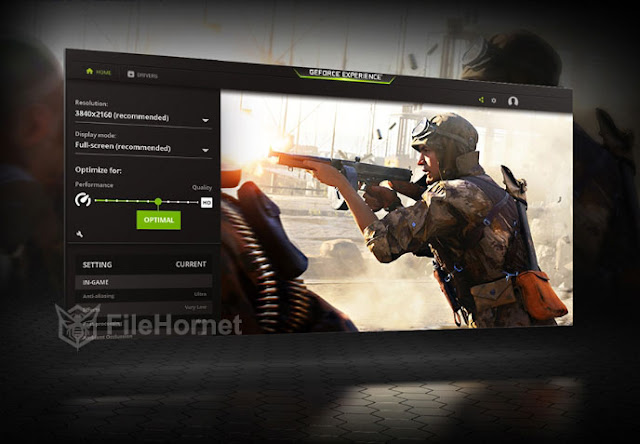Download Nvidia Geforce Experience 2020 Update