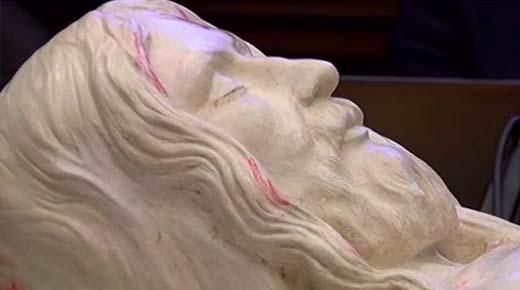 Sudario de Turín es usado para crear una copia tridimensional de Jesús