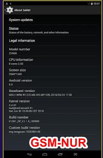 GALAXY TAB 10(ZH960) FLASH FILE,MT6582 6 0 HANG LOGO & LCD