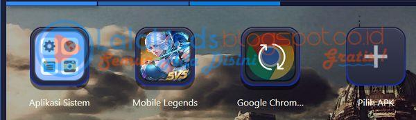 Cara Install Aplikasi atau Game Bluestacks 3