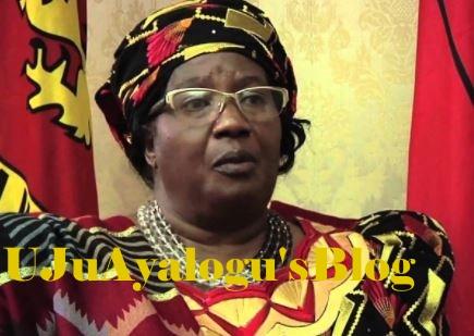 Malawi ex-female President, Joyce Banda, wanted by police over $250m corruption case