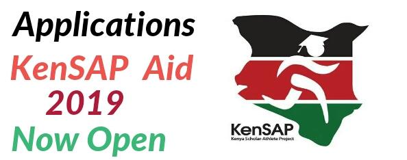 2019 kensap aid application