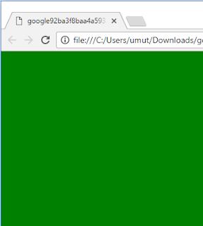 html arkaplan rengi