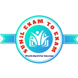 Sunil Exam To Exam For Success
