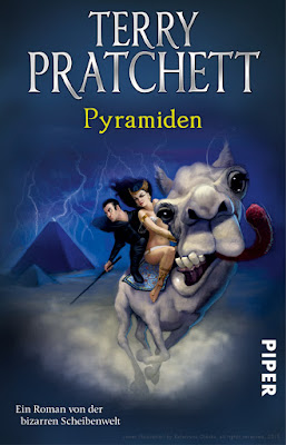 Terry Pratchett Piramids