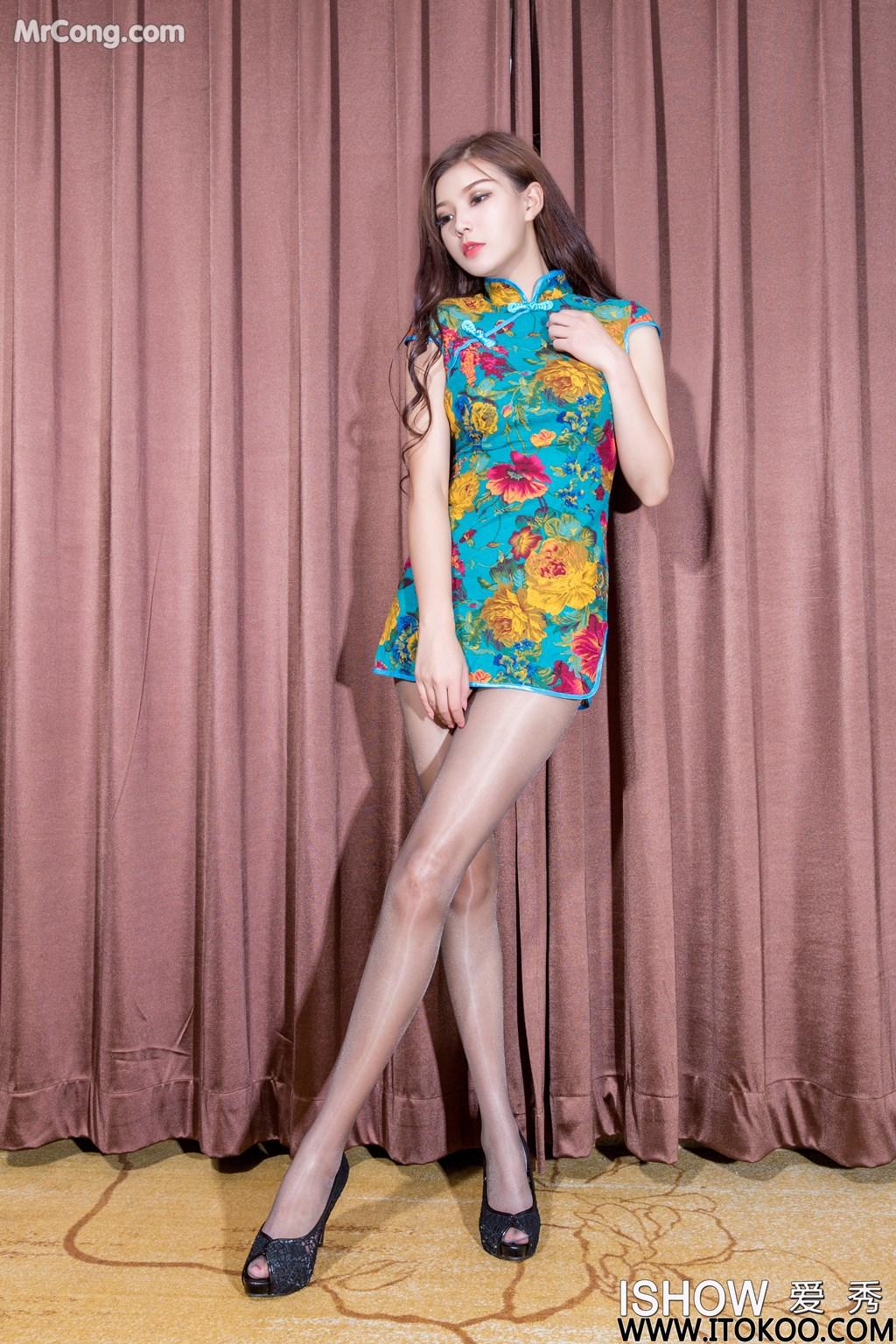 Image ISHOW-No.157-Yu-Fei-Fei-Faye-MrCong.com-005 in post ISHOW No.157: Người mẫu Yu Fei Fei (余菲菲Faye) (31 ảnh)