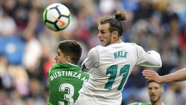 La raison pour laquelle le départ de Bale s'annonce compliqué