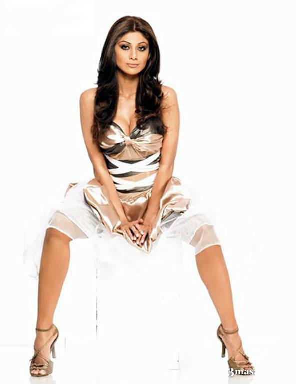 Hot Shilpa Shetty Open Leg Sexy Thighs - Sabwoodcom-7358