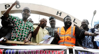 ASUU Set To Commence One Week Warning Strike