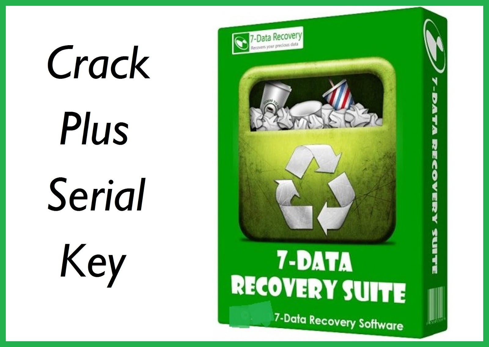 username and registration code for 7 data recovery
