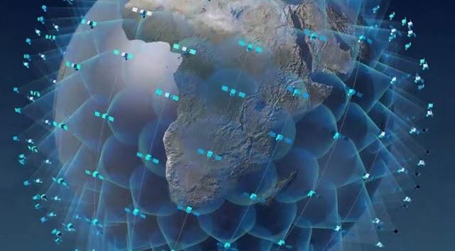 Наконец-то разработана нормальная стратегия развертывания глобального спутникового Интернета