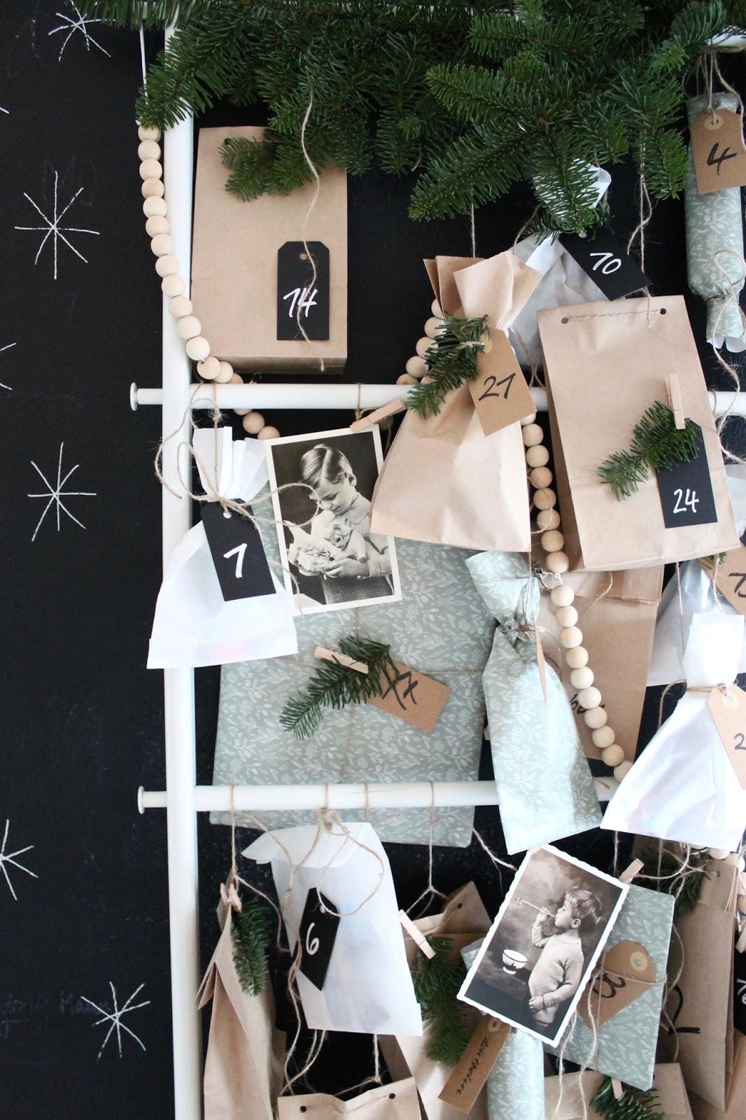 Weihnachtsflur und Super-Schnäppchen