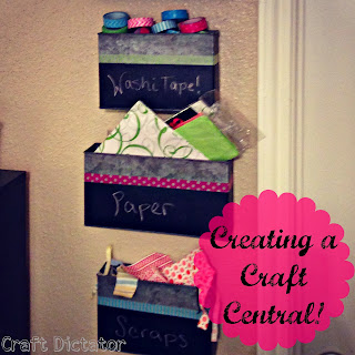 Creating A Craft Central