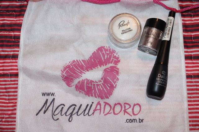 Delineador Liquido Dailus Maquiadoro Maquiagem Fixador Sombra Ricosti Pigmento Vult Maquiadoro