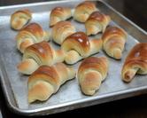 Homemade Butterhorns (Thanksgiving Crescent Rolls)